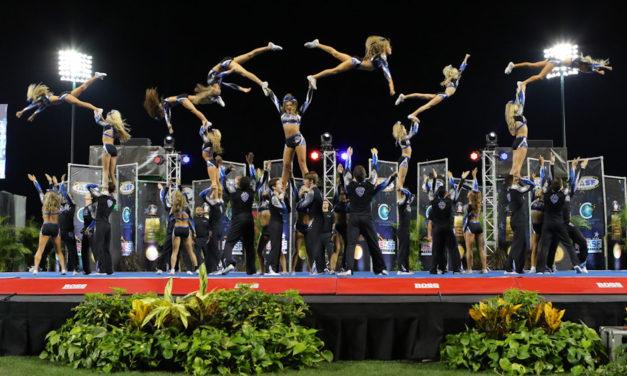 Cheer Athletics Cheetahs