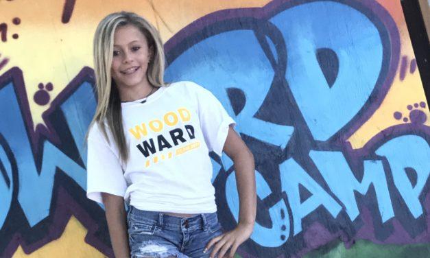 Team iC takes Woodward: Long Island Cheer's Emily Bott