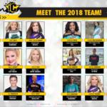 Meet the Members of TEAM iC 2018!