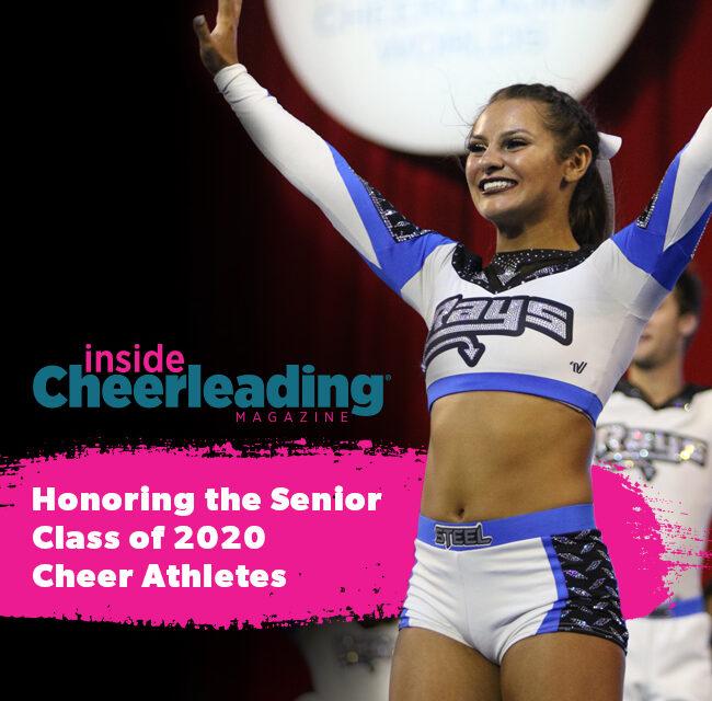 Honoring the Senior Class of 2020!
