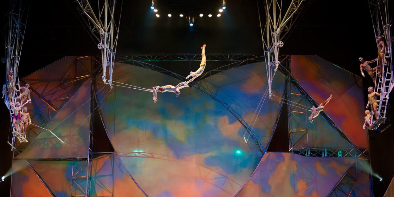 Intermission is Over! Cirque du Soleil Wows Again! | Inside Cheerleading